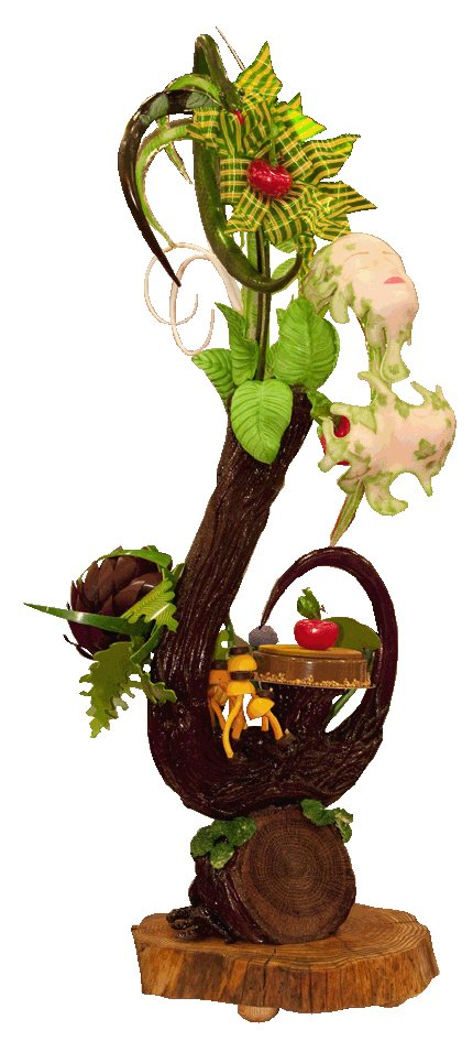 US Pastry Competition showpiece