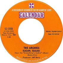 440px-The_archies_sugar_sugar_1969_US_vinyl