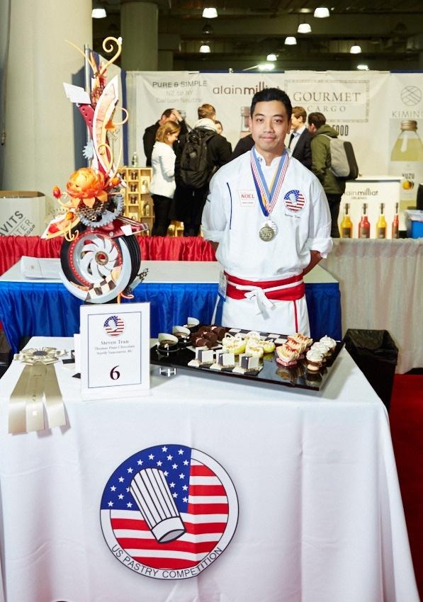 Steven Tran Is 2nd Place Winner