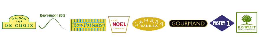 paris gourmet logos