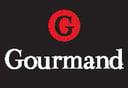 logo gourmand black version