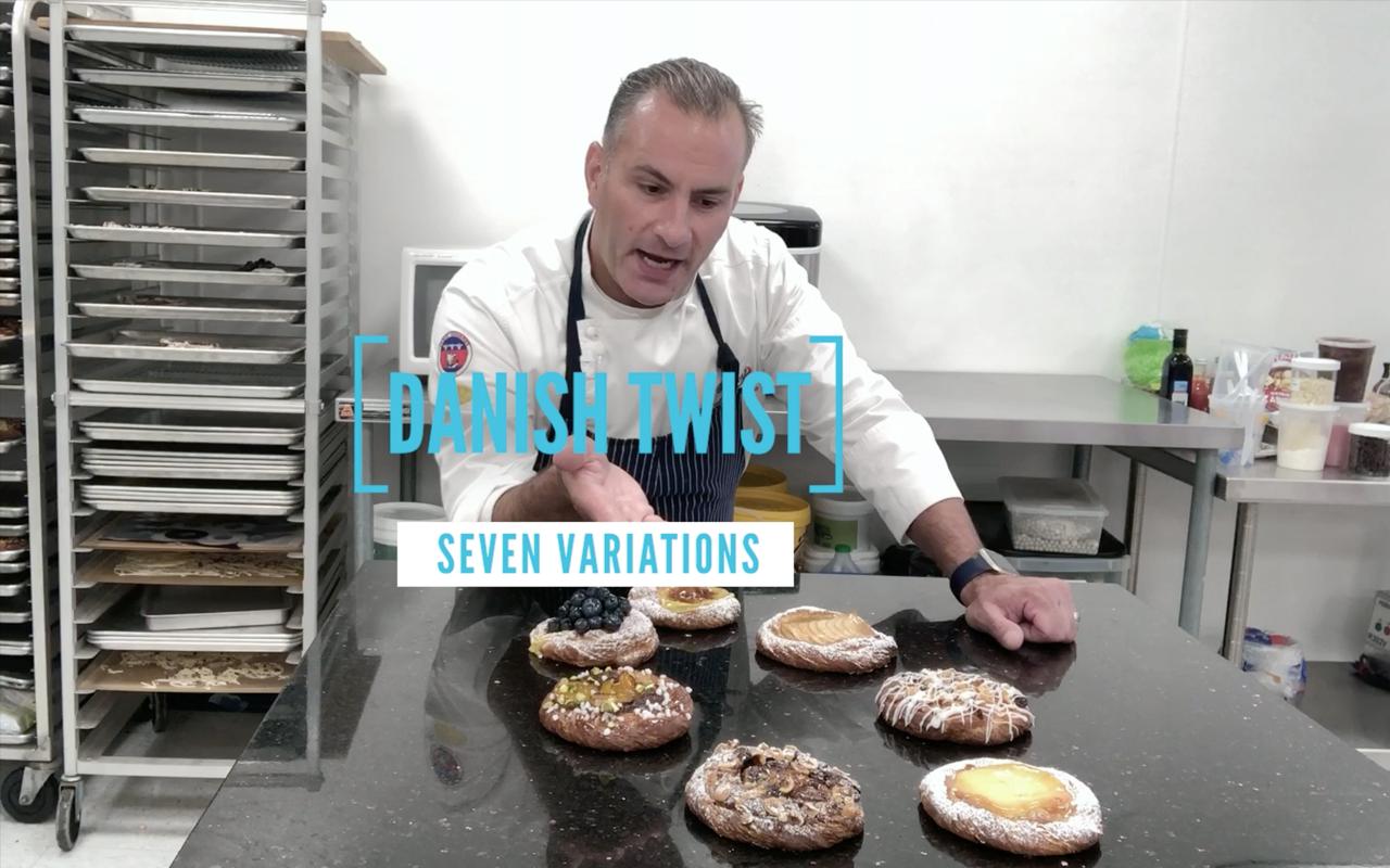 DANISH TWIST: SEVEN VARIATIONS