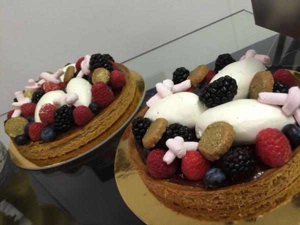 paris gourmet specialty food importer dessert