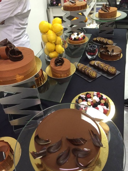 paris gourmet specialty food importer desserts