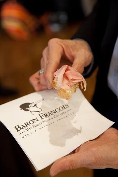 paris gourmet food importer