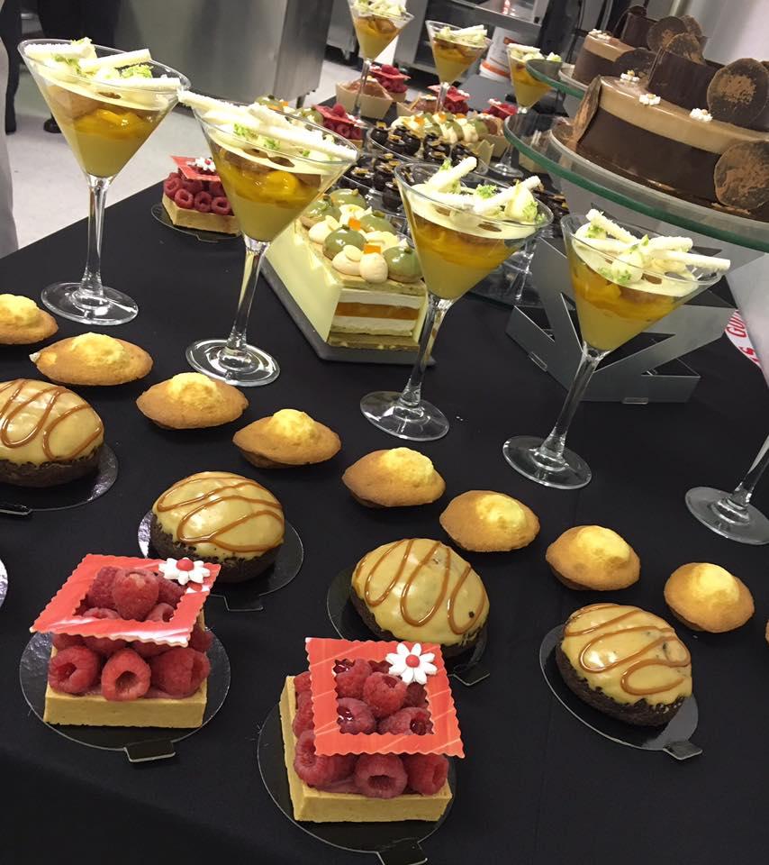 paris gourmet specialty food importer pastries