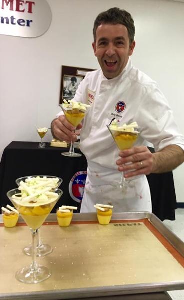 Paris Gourmet Food Importer chef