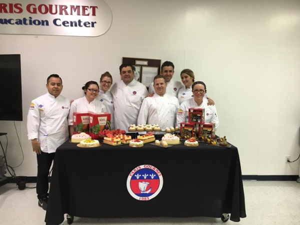 Paris Gourmet Food Importer chefs