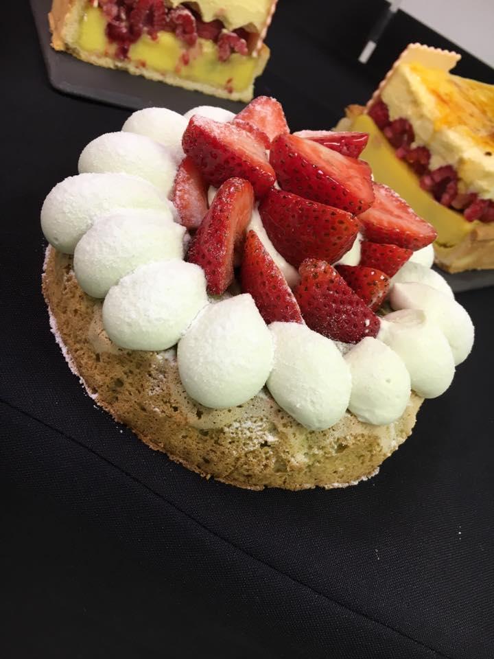 Paris Gourmet Food Importer cake