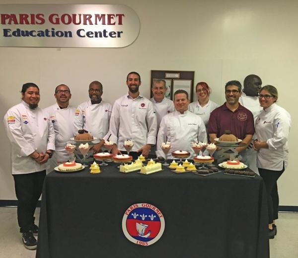 Paris Gourmet Food Importer chefs