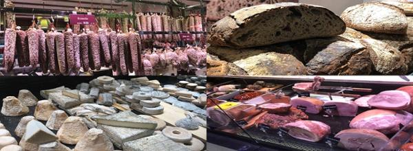 Paris Gourmet Food Importer cheese