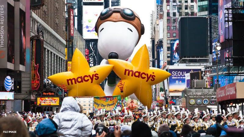 Macys TG Parade