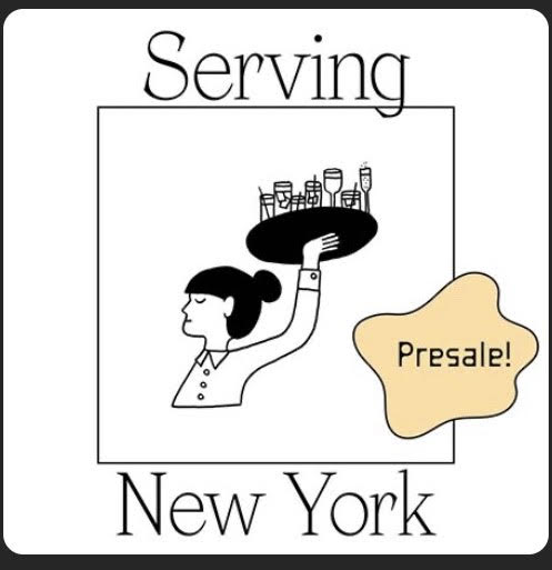 Serving New York Cookbook
